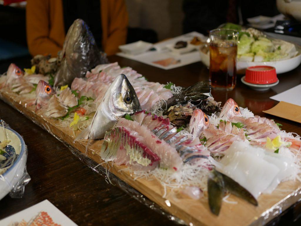 漁師料理 活海(かつみ)